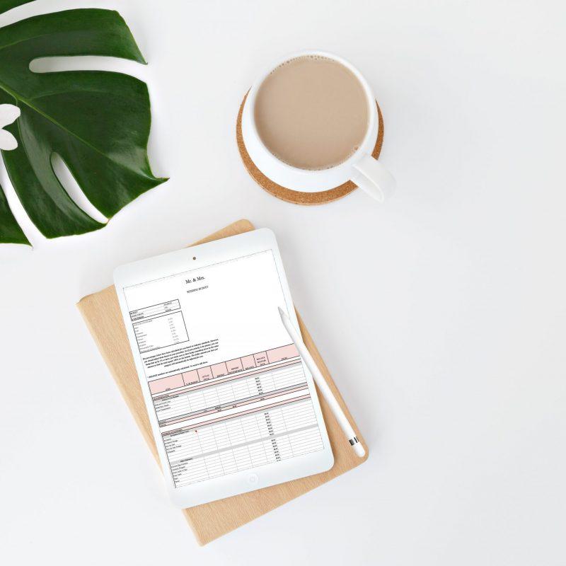 Wedding Budget Spreadsheet Download